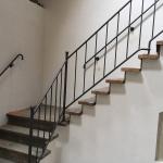 Smeedijzer traphekken balkonhekjes balustrades en trapleuningen